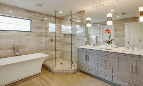 That Is Less Demolition And Reconstruction To Be Done. Bathroom Remodeling  In Chicago Is A Blast Enjoy The Process With The Help Of Su0026L Construction.