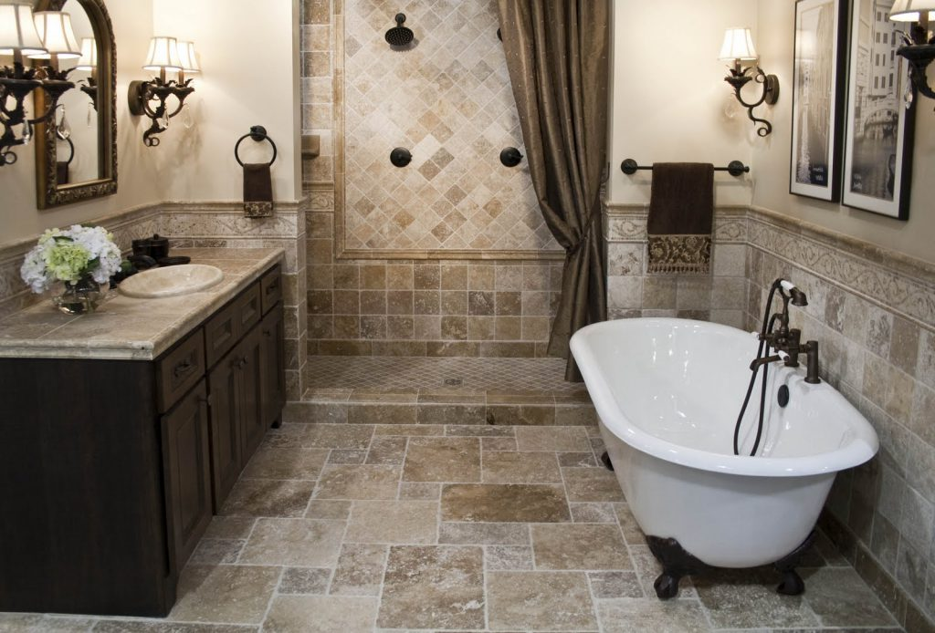 bathroom remodeling by chicago contractors