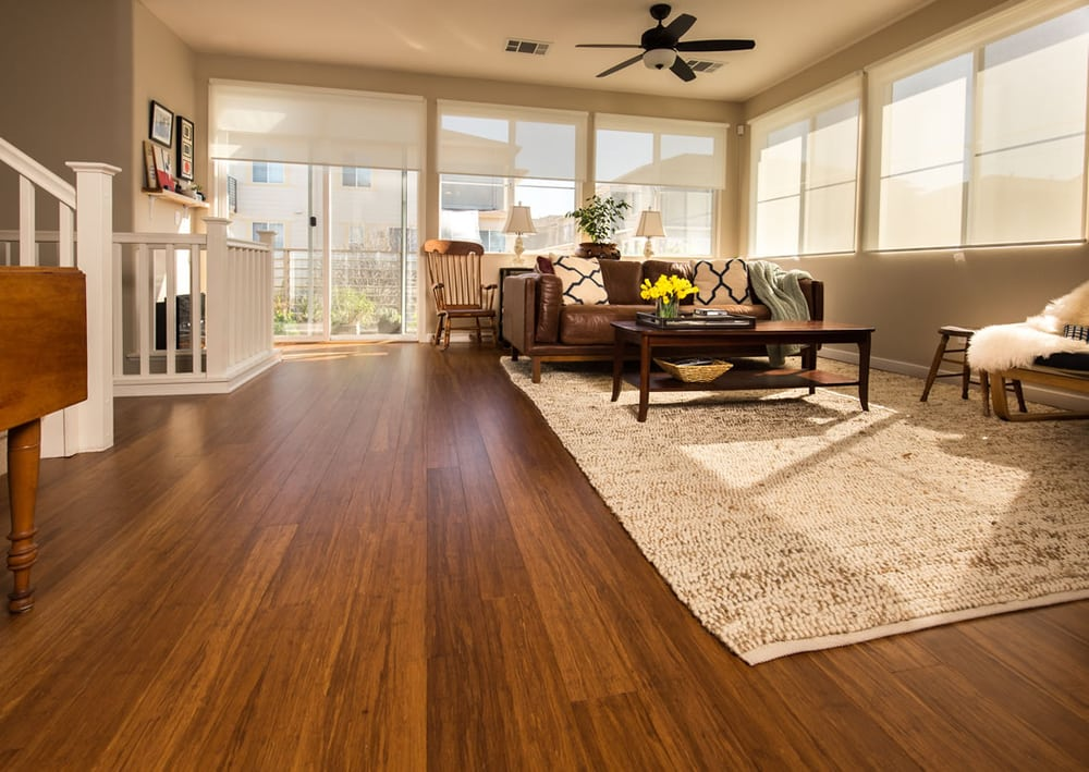 professional hardwood floor installers