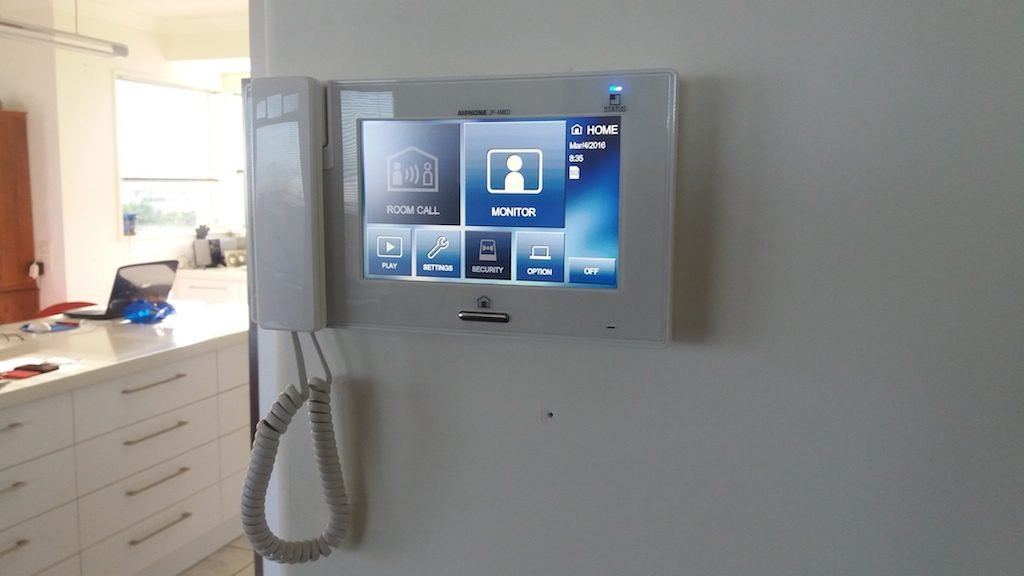 intercom system chicago