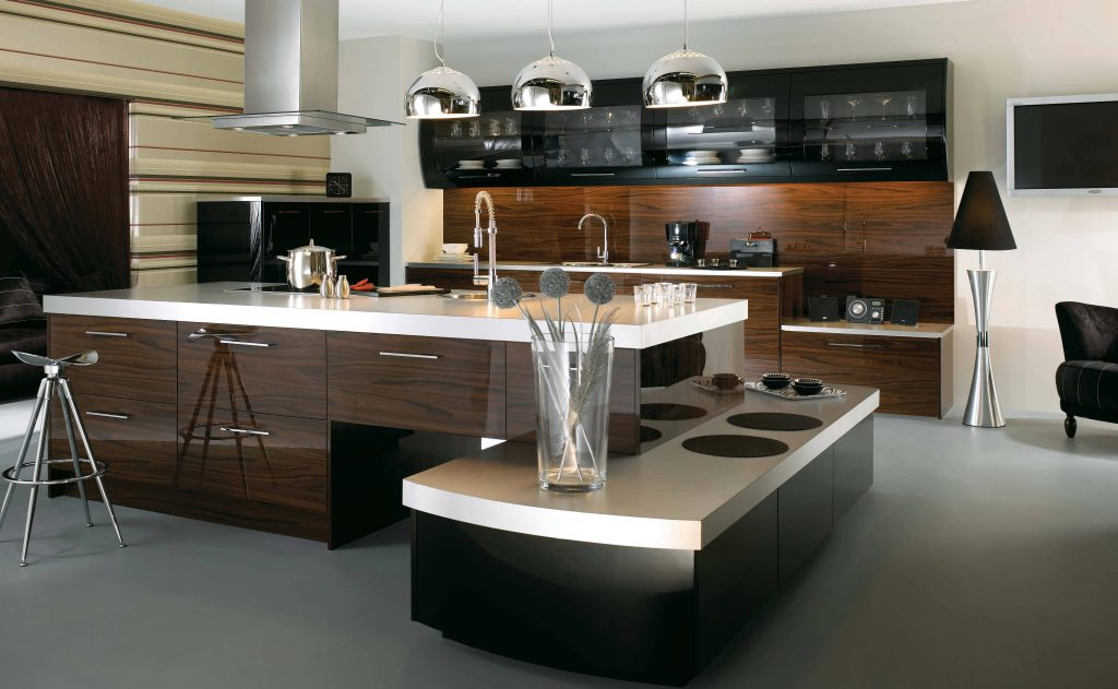 perfect modern kitchen
