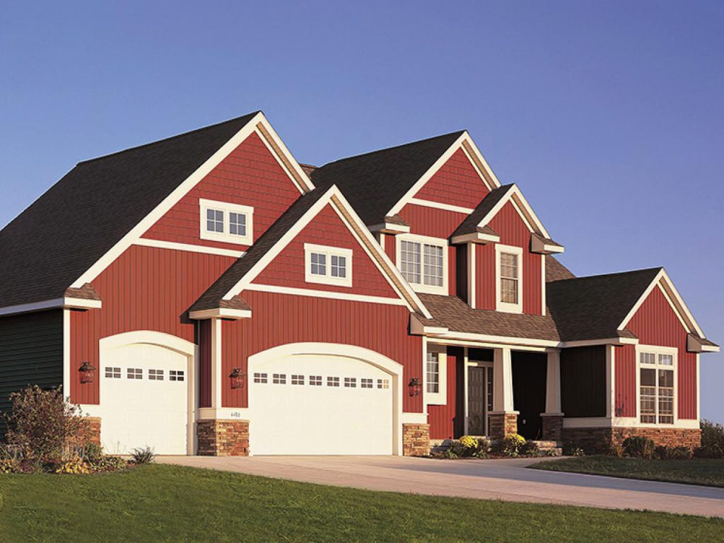 professional siding installation