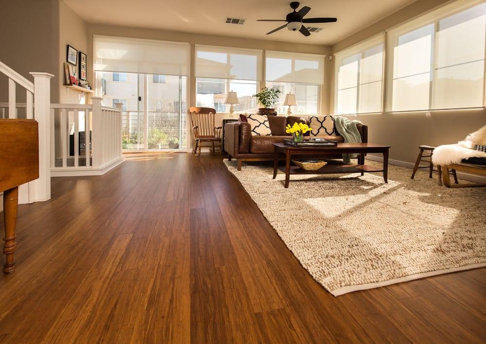 professional hardwood floor installers