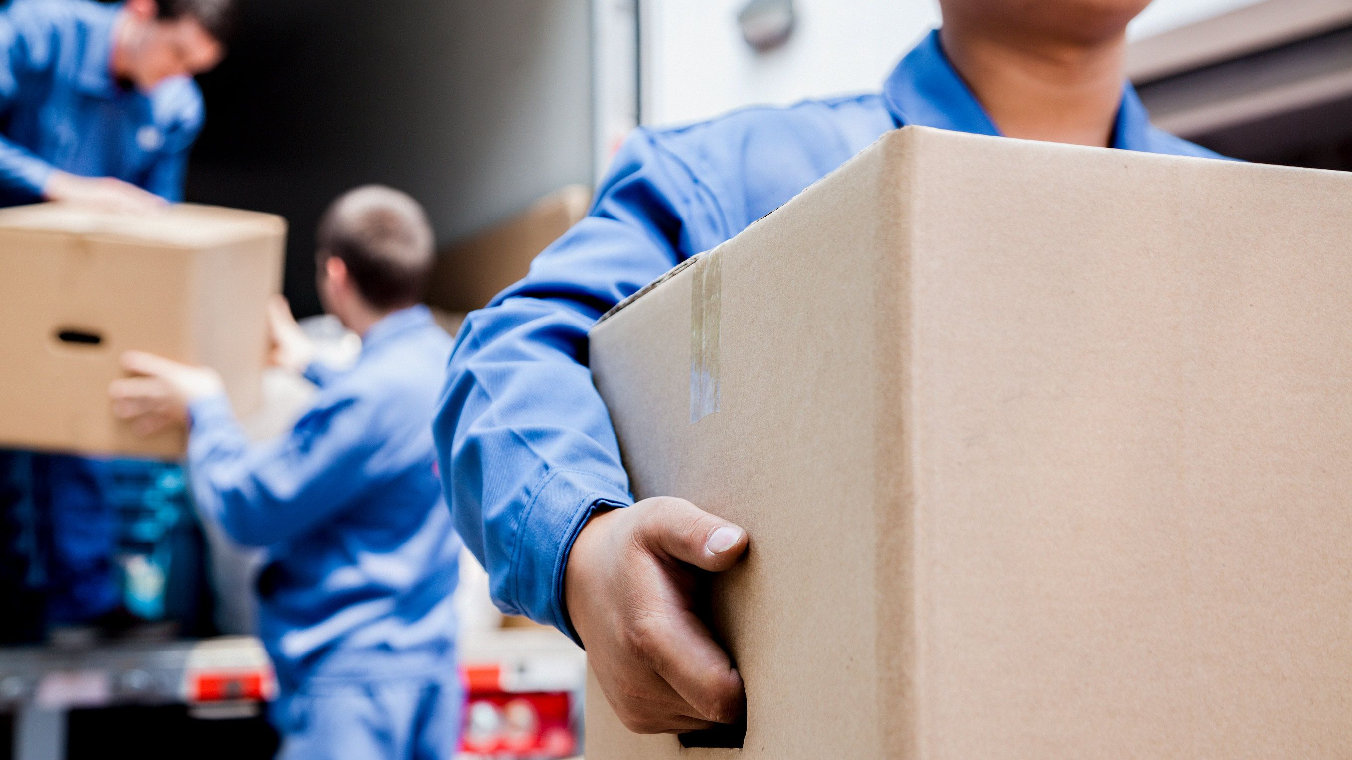 eperienced moving company